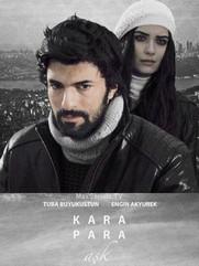Турецкий сериал Грязные деньги, лживая любовь