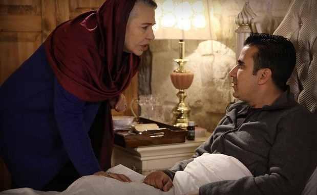 Промо фото 2 серии Любовь и Мави