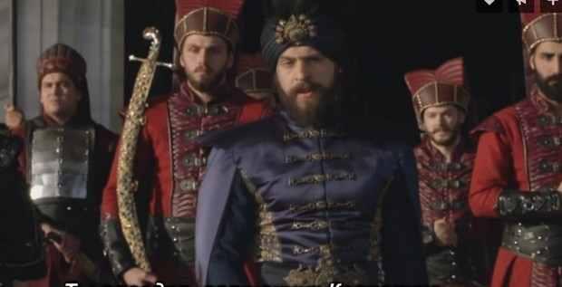Одно из фото к 35 серии Кесем Султан