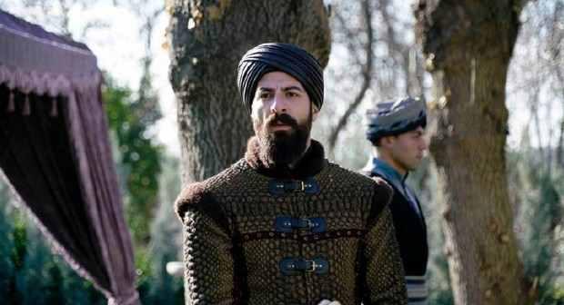 Промо к анонсу 37 серии Кесем Султан