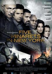 Пять минаретов в Нью-Йорке (2010)