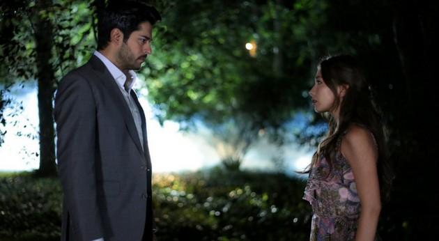 2 серия турецкого сериала Черная любовь