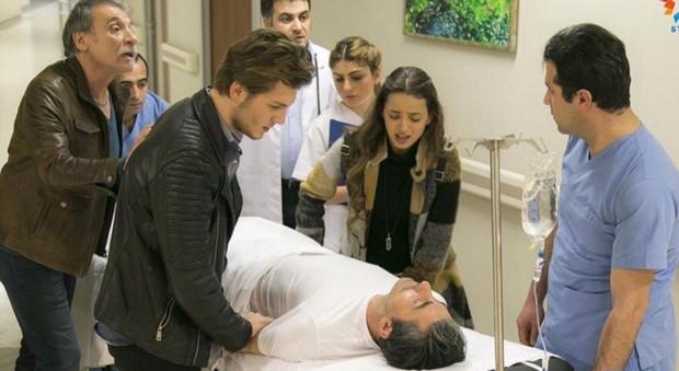 Фото из больницы в 12 серии сериала Вдребезги