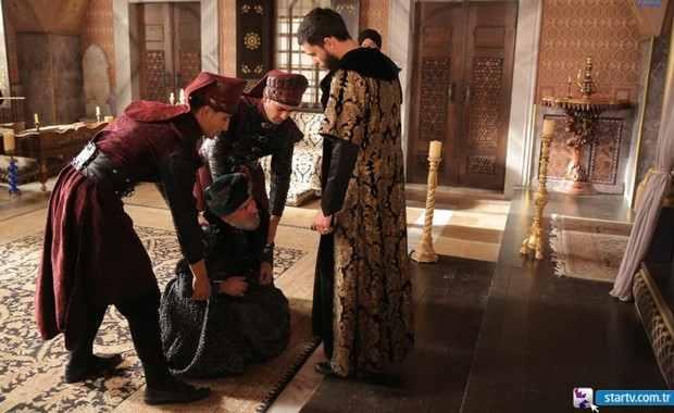 Промо фото к 20 серии сериала Кесем Султан
