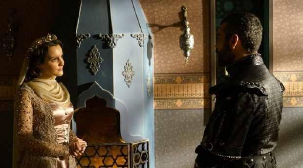 Промо фото 1 серии 2 сезона Кесем Султан
