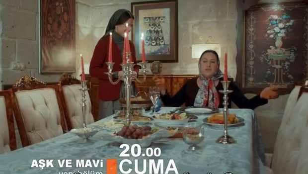 Промо фото к 6 серии сериала Любовь и Мави