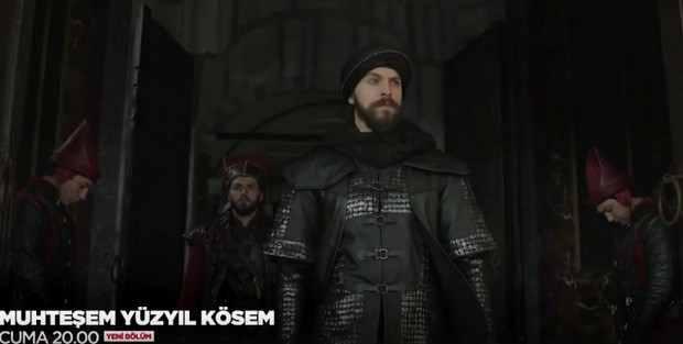 Новое промо к анонсу 38 серии Кесем Султан