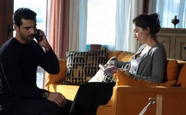 Промо фото к анонсу 52 серии Черная любовь