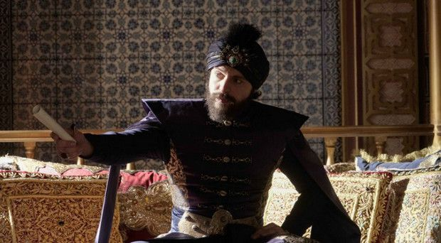 Промо фото к 43 серии Кесем Султан
