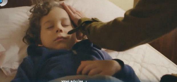Фото мальчика во 2 серии Запах ребенка