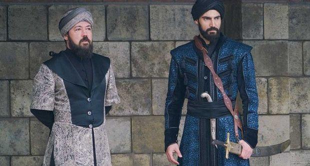 Фото к озвучке 47 серии Кёсем султан