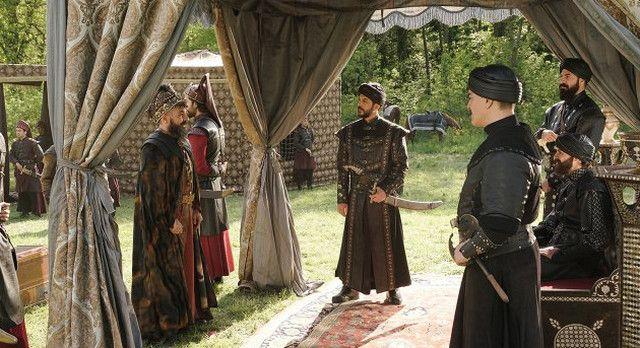 Промо фото 54 серии Кесем султан 2 сезон