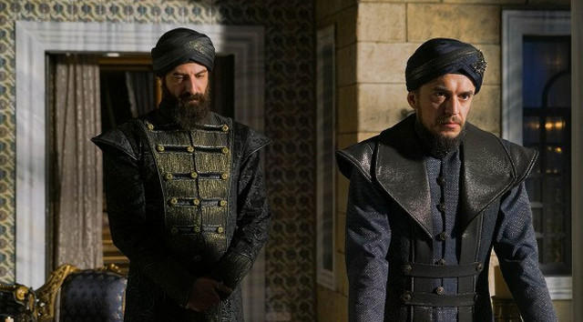 Промо фото к сериалу Кёсем Султан 2 сезон 57 серия