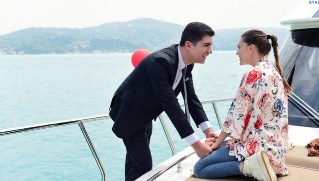 Промо фото к сериалу Невеста из Стамбула 15 серия