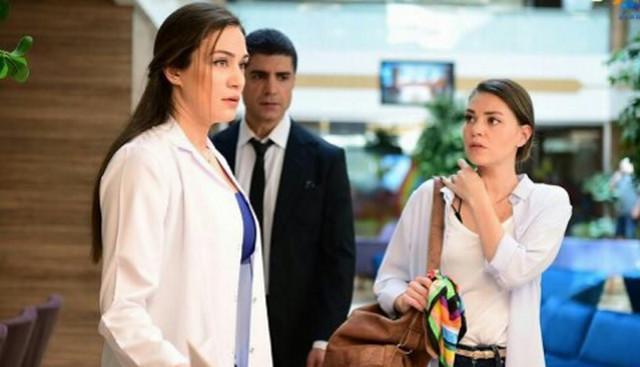 Промо фото к 16 серии сериала Невеста из Стамбула
