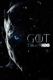 Игра престолов 7 сезон постер фото