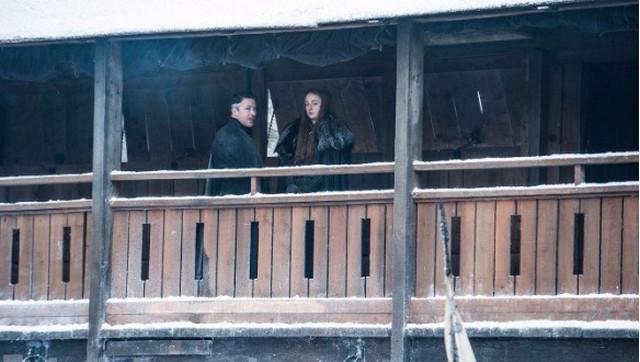 Игра престолов 7 сезон 1 серия промо фото